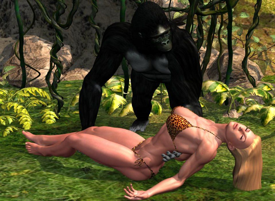 Free jungle sex images