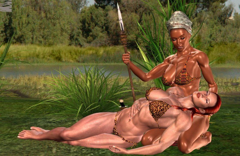model-fucks-jungle-girl-torture-black