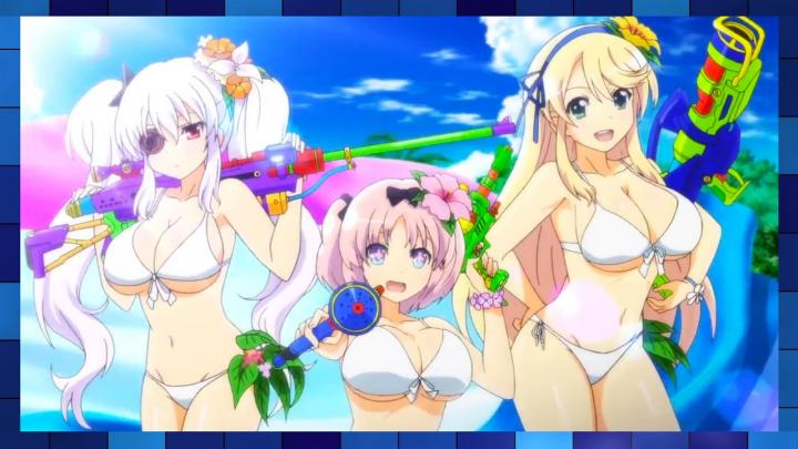 Peach Beach Splash - Photo #12