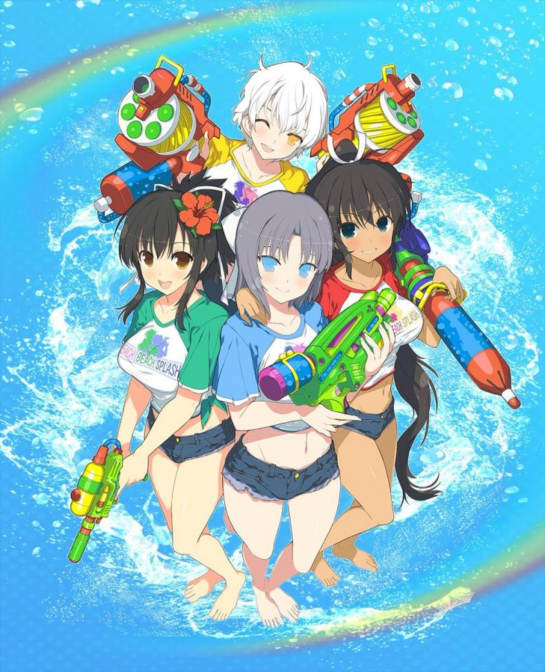 Peach Beach Splash - Photo #39