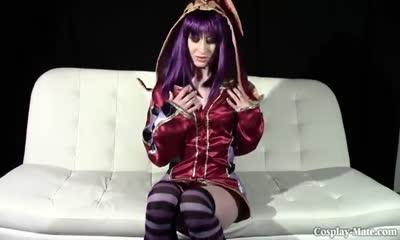 Lulu Cosplay Porn