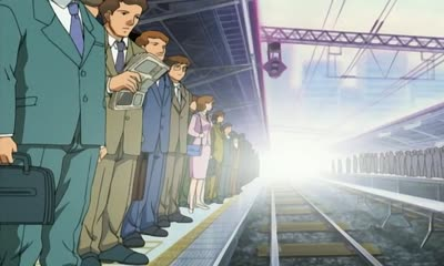 Chikan Densha Ep 01 Subbed Uncensored